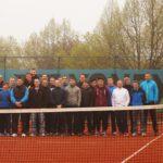 B-Feld mit 31 Teilnehmern