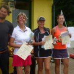Siegerehrung der Damen 30 (Bildrechte: TTV)